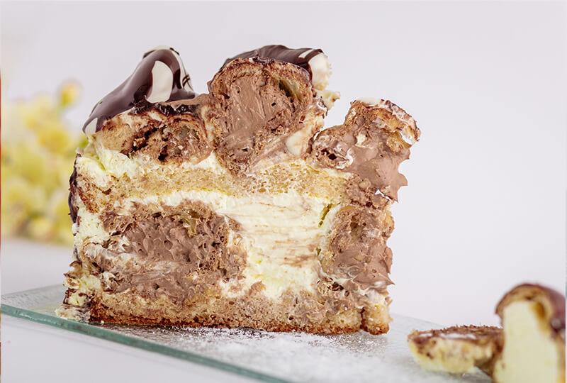 Еклерова Торта от Marmalad World