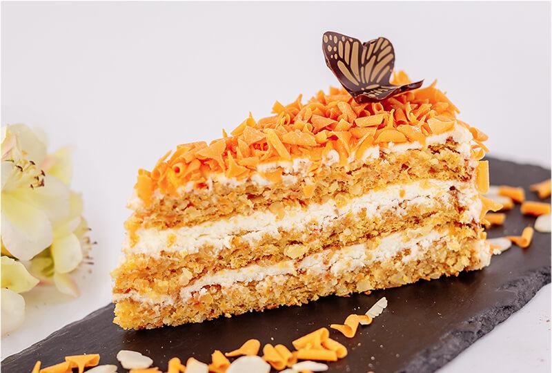 Морковена торта от Marmalad World