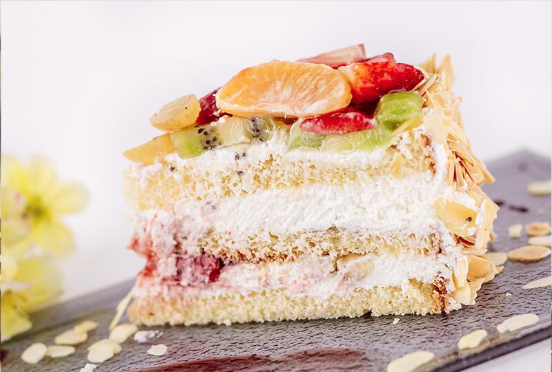Плодова торта от Marmalad World
