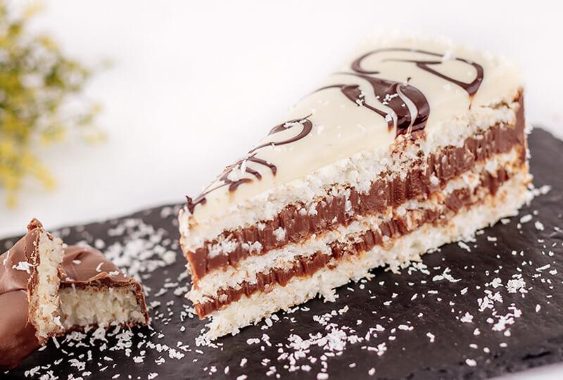Торта Баунти от Marmalad World