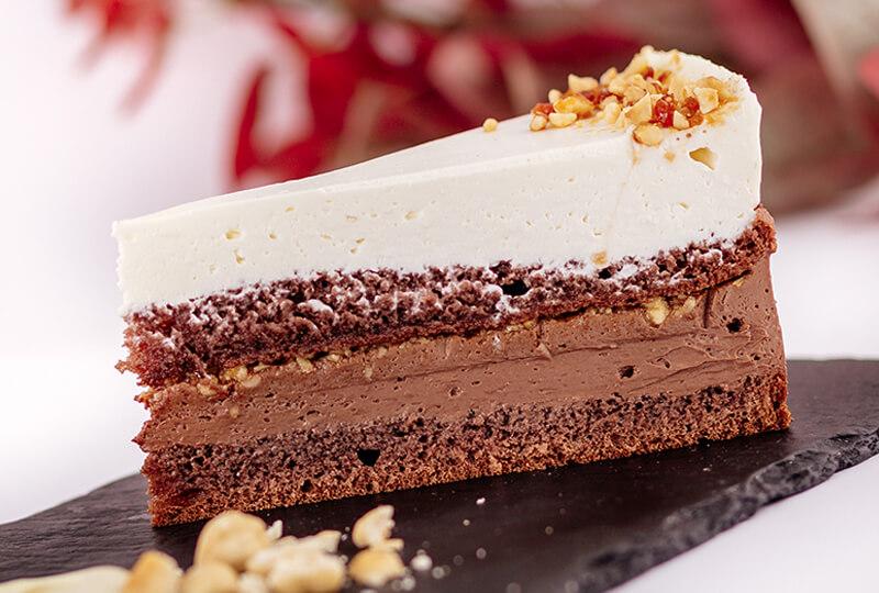 Торта с два вида мус от Marmalad World