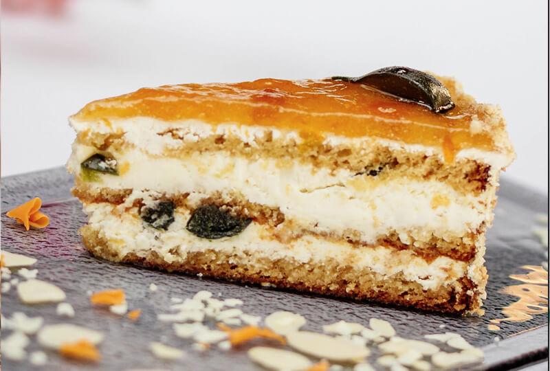 Торта със смокини от Marmalad World