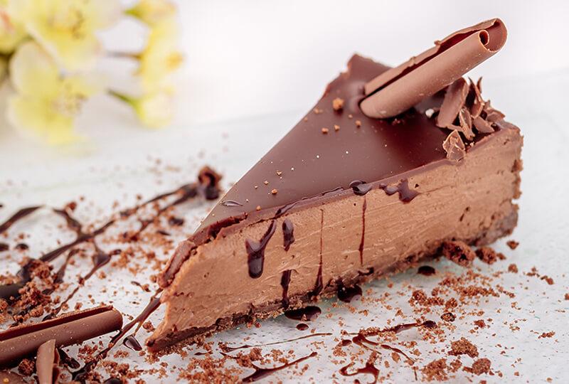 Шоколадов чийзкейк от Marmalad World