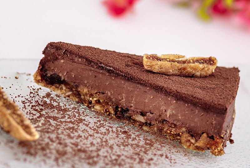 Веган торта от Marmalad World