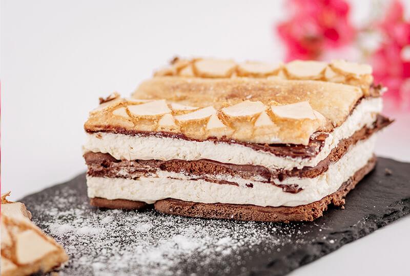 Десерт Нутела от Marmalad World