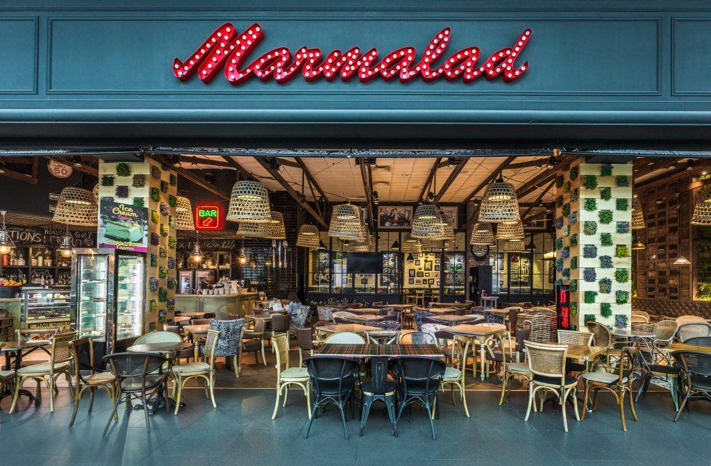 Marmalad World - Ресторант Гранд Мол Варна