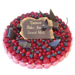 Бутикови фирмени торти от Marmalad World