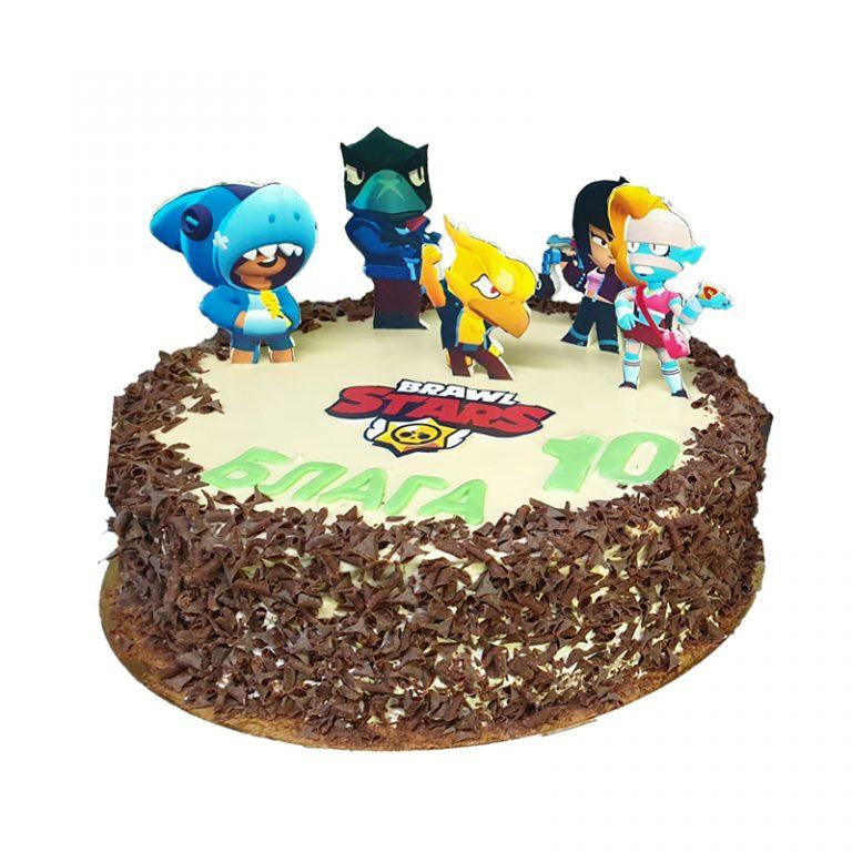 Детски бутикови торти от Marmalad World
