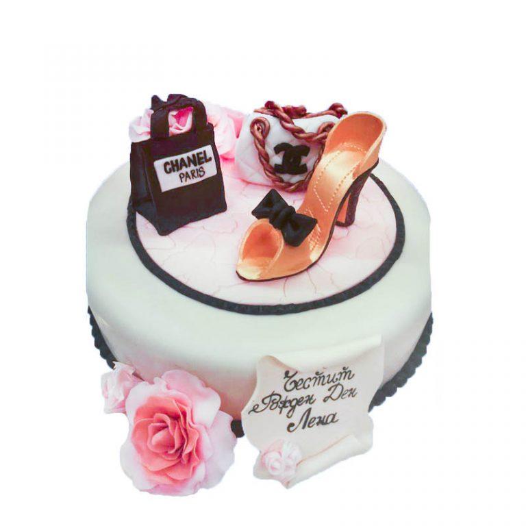 Торта за рожден ден от Marmalad World