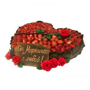 Фирмена торта от Marmalad World