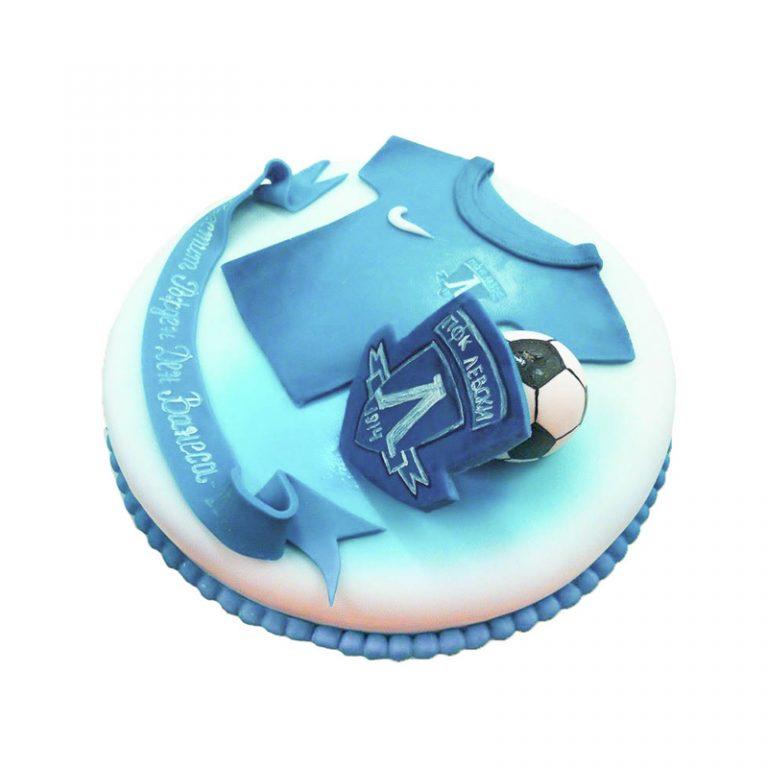 Спортна торта от Marmalad World