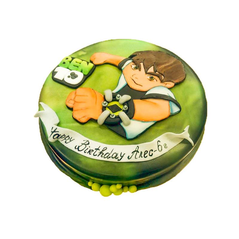 Детска торта от Marmalad World
