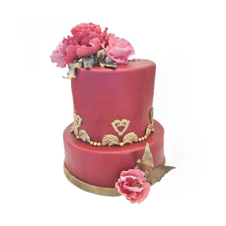 Сватбена торта от Marmalad World